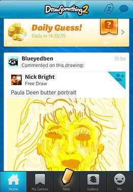 Draw Something 2 Gameplay