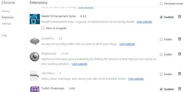 Tips Cara Mempercepat Browser 1