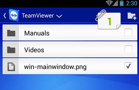 A Kendalikan Pc Dengan Teamviewer 7