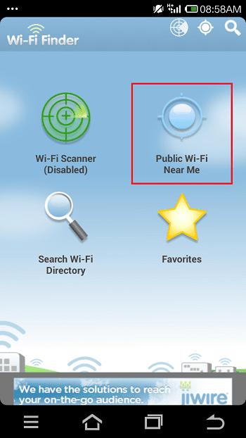 Cara Dapat Wifi Gratis 2