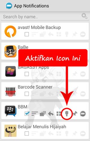 Layar Menyala Android2
