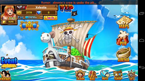 Review One Piece The Will Of D2