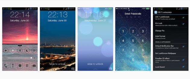 3 Aplikasi Wajib Untuk Merubah Tampilan Android Menjadi Ios 7 3
