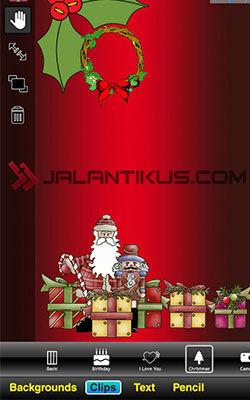 Ayo Buat Kartu Natal Dari Androidmu 5
