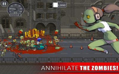 Lari Dari Kejaran Zombie Dalam Game Dead Ahead 4