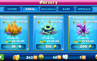 Review Game Nemo%E2%80%99s Reef For Android 3