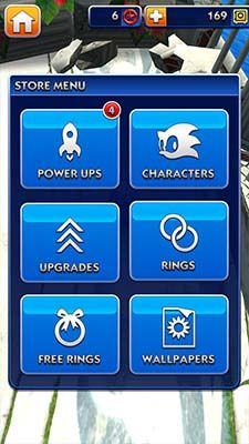 Review Game Sonic Dash For Android 2