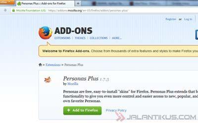 Cara Ganti Background Di Firefox 1