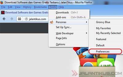 Cara Ganti Background Di Firefox 2