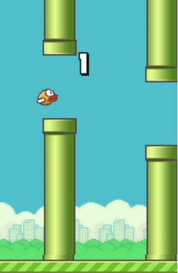 Game Android Terbaru Edisi Februari 2014 Flappy Bird 1