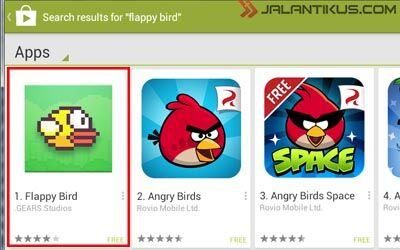 Sekarang Flappy Bird Sudah Bisa Dimainkan Di Pc 3