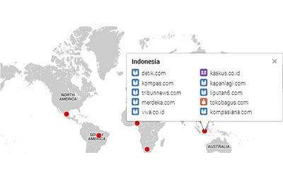 Ini Dia 10 Situs Terpopuler Di Indonesia