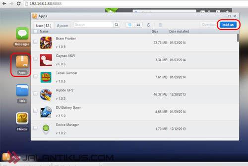Cara Menginstall File APK Di Android 3 1