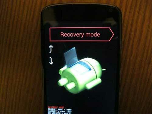 Memperbaiki Android Tidak Mau Nyala 3