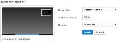 Video Watermark Invideo Programming Youtube