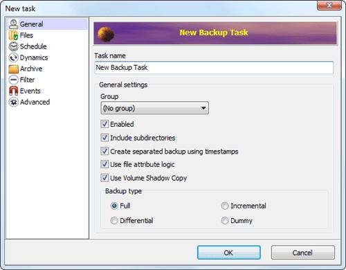 Cara Backup Di Windows Cobian Backup Task