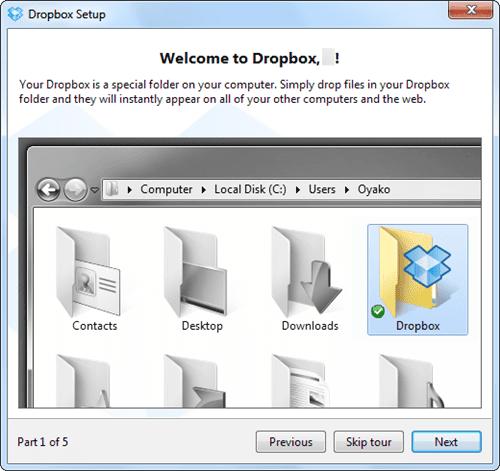 Cara Backup Di Windows Dropbox