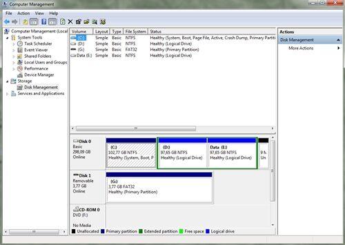 Cara Format Flashdisk Yang Rusak 2