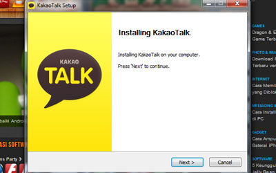 Cara Install Kakaotalk For Pc 3