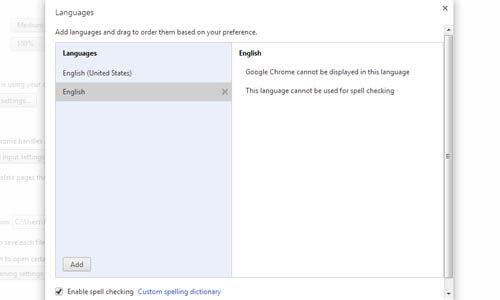Cara Mengubah Bahasa Di Google Chrome 4