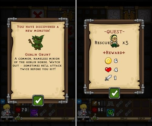 Game Android Rpg Dungelot 1