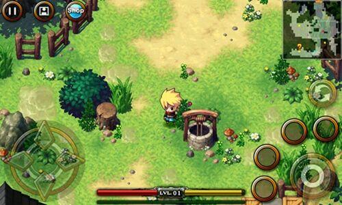 Game Android Rpg Zenonia4