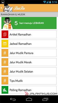 Berita Dan Info Mudik Lengkap Tersedia Di Aplikasi Ini