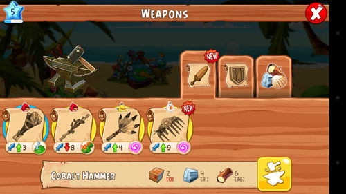 Review Angry Birds Epic Tawarkan Gameplay Turn Based RPG 4