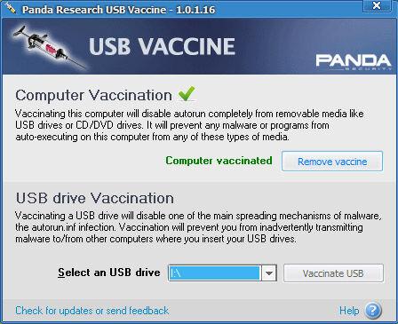 Virus Flashdisk