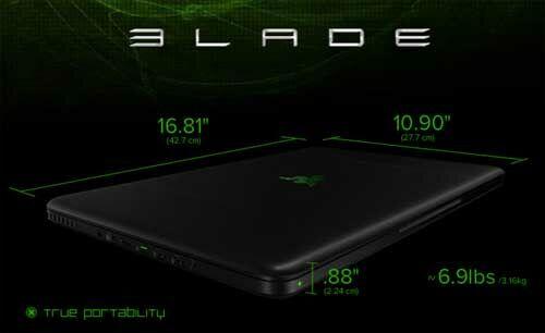 Razer Blade Gaming Laptop 2