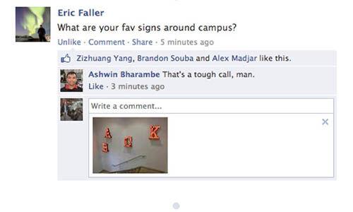 Cara Membuat Photo Comment Di Facebook 2