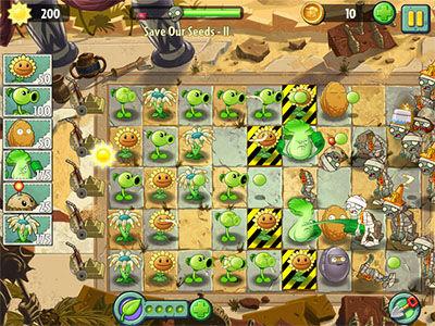 Plants Vs Zombies 2 Ditunda Perilisannya