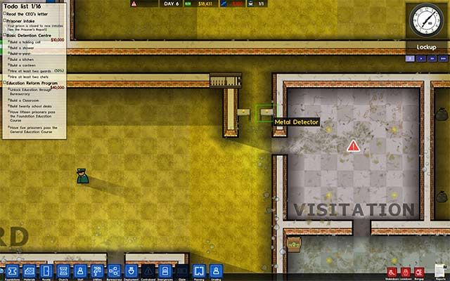 5 Tips Seru Bermain Prison Architect 4