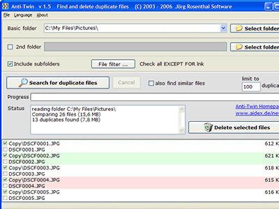 4 Aplikasi Pencari File Duplikat 2