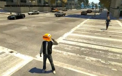 Begini Bentuknya Grand Theft Auto Rasa Flappy Bird 1