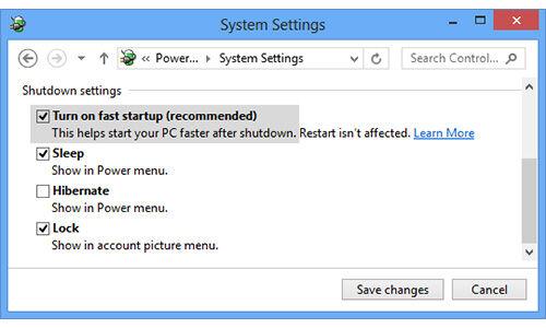 Perbaiki Masalah Restart Dan Shutdown Di Windows 8 2