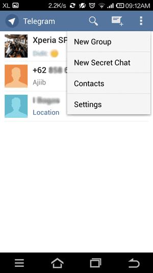 Review Telegram 5