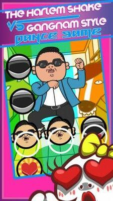 Harlemshake Vs Gangnamstyle 2