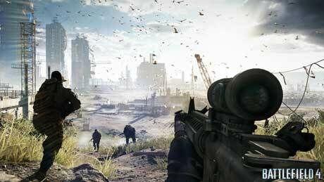 Screenshot Battlefield 4 1