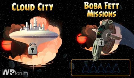 Angry Birds Star Wars Level Baru