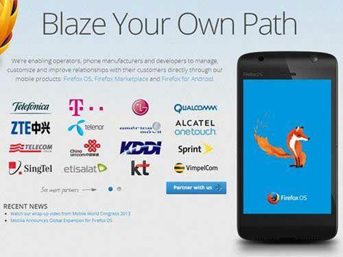 Kerjasama Mozilla Dengan Hon Hai Produksi Ponsel Firefox Os 2