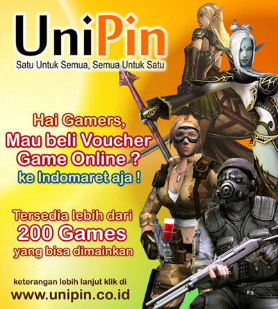 Unipin Payment Solution Game Online Indonesia 1