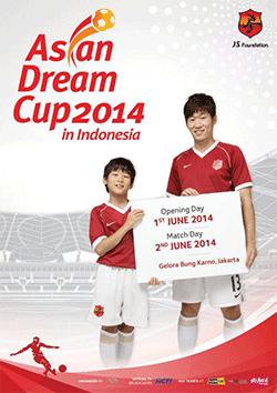 Event Kakaotalk Berhadiah Tiket Asian Dream Cup Indonesia