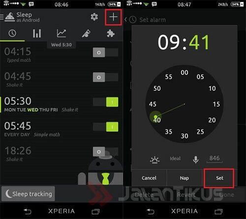Cara Mematikan Alarm Android%20dengan Digoyang Atau Dikocok 2