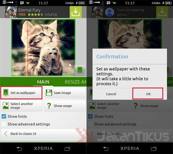 Cara Pakai Wallpaper Di Android Tanpa Potong Gambar (Crop) 2