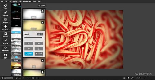 Edit Foto Semakin Mudah Di Komputer Menggunakan Pixlr 3