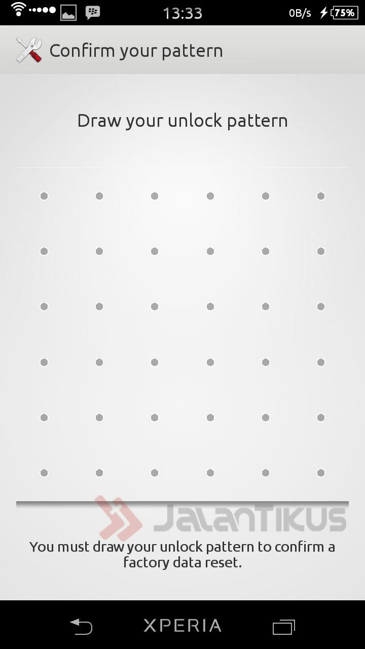 Cara Buat Android Seperti Baru Dengan Factory Reset 3