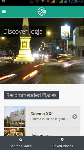 Pelesiran Aplikasi Android Lengkap Untuk Travelling Di Yogyakarta 1