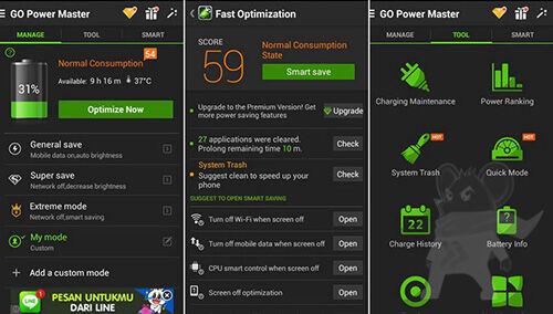 4 Aplikasi Penghemat Baterai Terbaik Untuk Android3