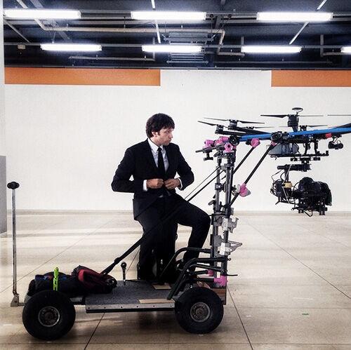 Video Klip Dengan Drone1